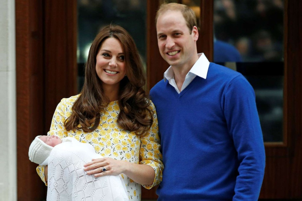 How the Duchess of Cambridge Gave Birth Naturally - Baltimore Birth Services